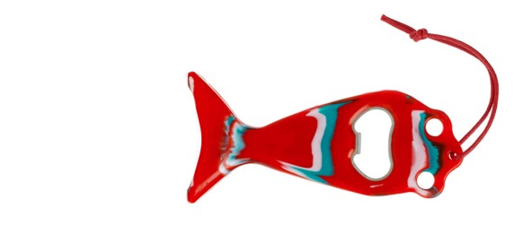 Fish bottle opener2107-11156