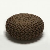 Urchin Pouf bruin