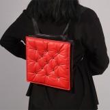 KUSSEN tas rood