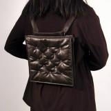 Maria Hees |  Kussen bag black
