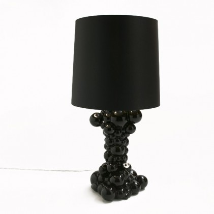 Bubbles lamp zwart