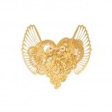 Clockwork Love Wings Gold small
