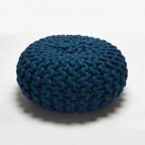 Urchin Pouf blauw