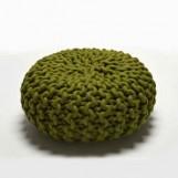 Urchin Pouf zwart