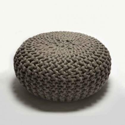 Urchin Pouf grijs