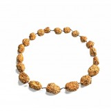 Necklace Golden Nuggets