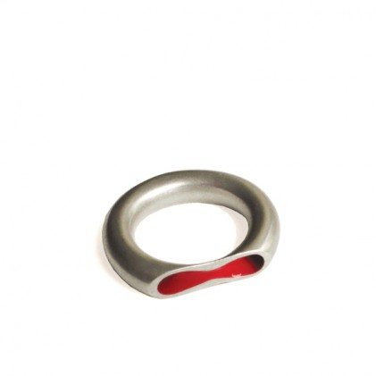 Ring Orgone rood
